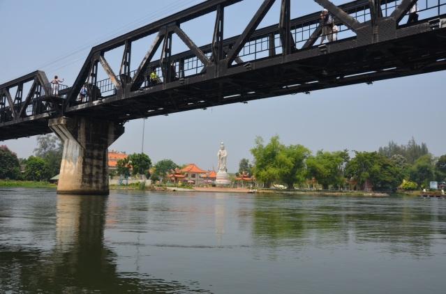 Death Bridge over River Kwai