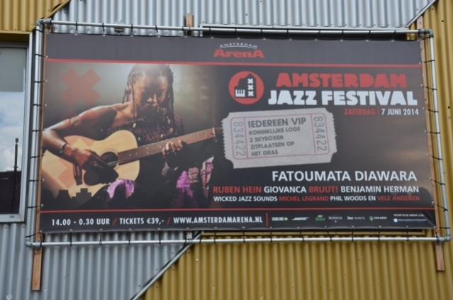 Amsterdam jazz festival