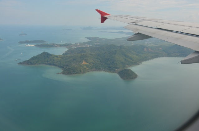 Phuket from the air