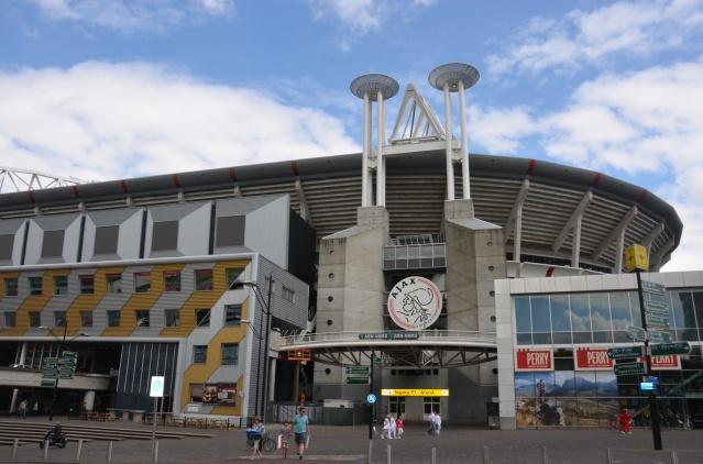 Ajax Stadium, Amsterdam Bijlmer