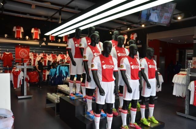 Amsterdam museum shop