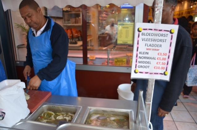 Suriname sausages