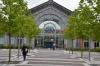 Brussels Charleroi train station.