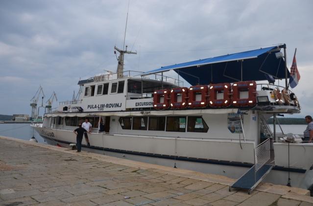 """Tour boat """"Melissa.."""""""