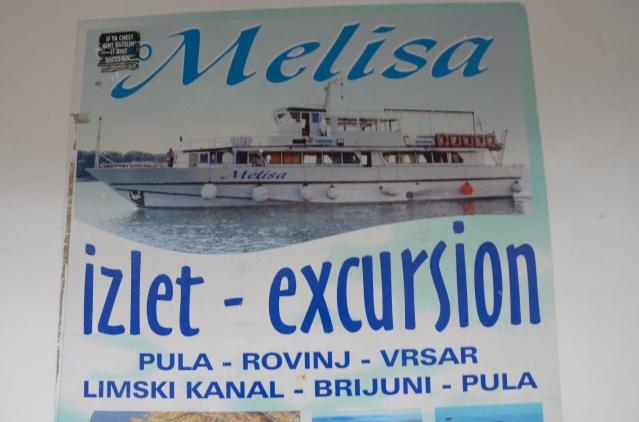 Excursion around Istra