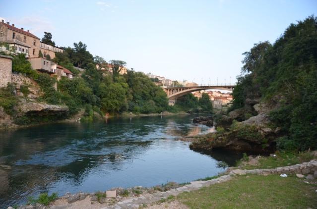 River Neretva at Stari Most
