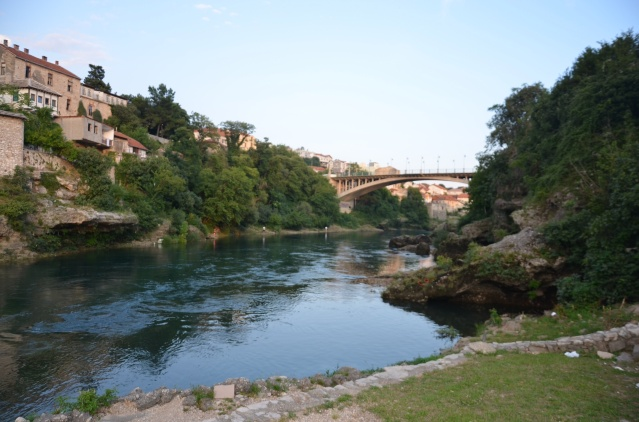 River Neretva at Stari Most