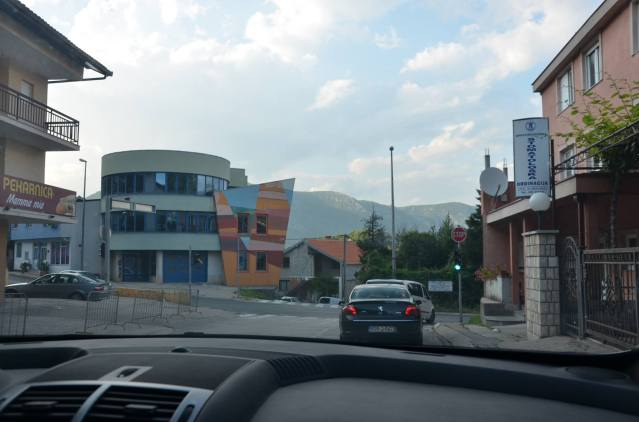 Tour of Mostar