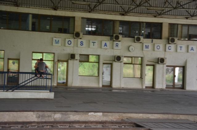 Mostar train station