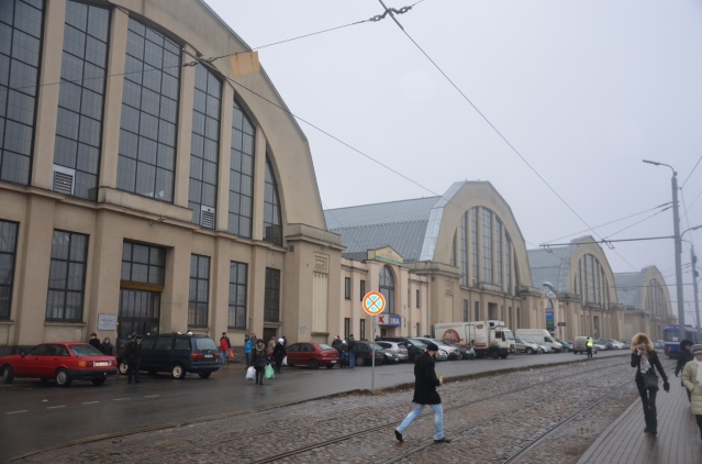 Central Market, Riga