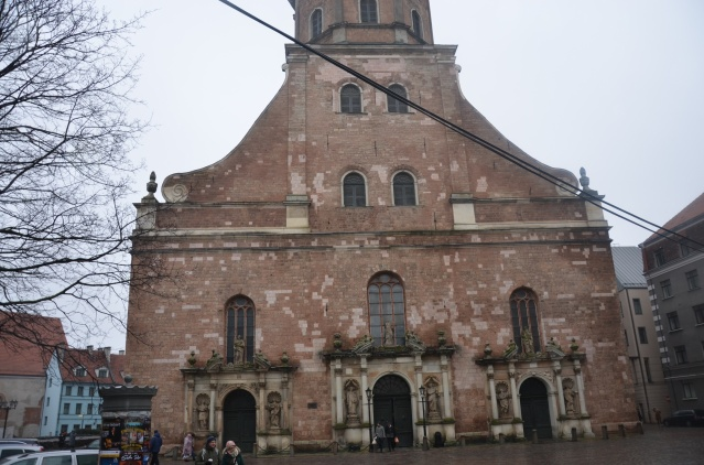 St Peter's church, Riga