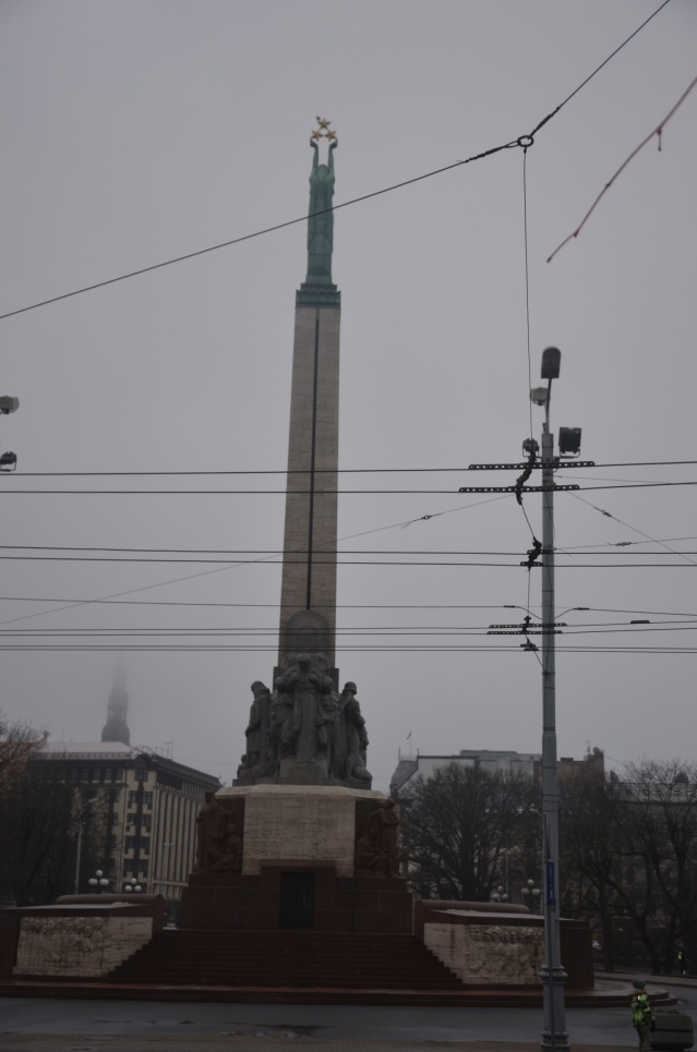 Freedom monument, Riga
