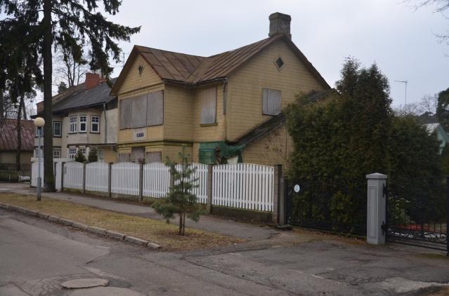 Empty house, Jurmala