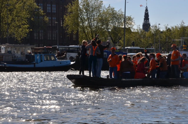 Boat parties, Amsterdam