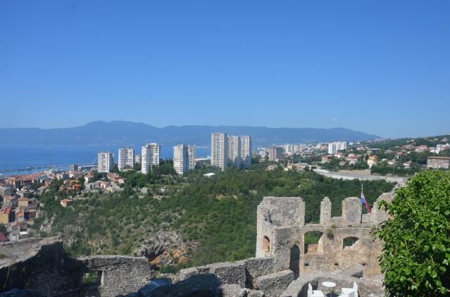 Picturesque views from Trsat castle