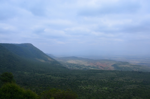 The Great Rift Valley viewpoint