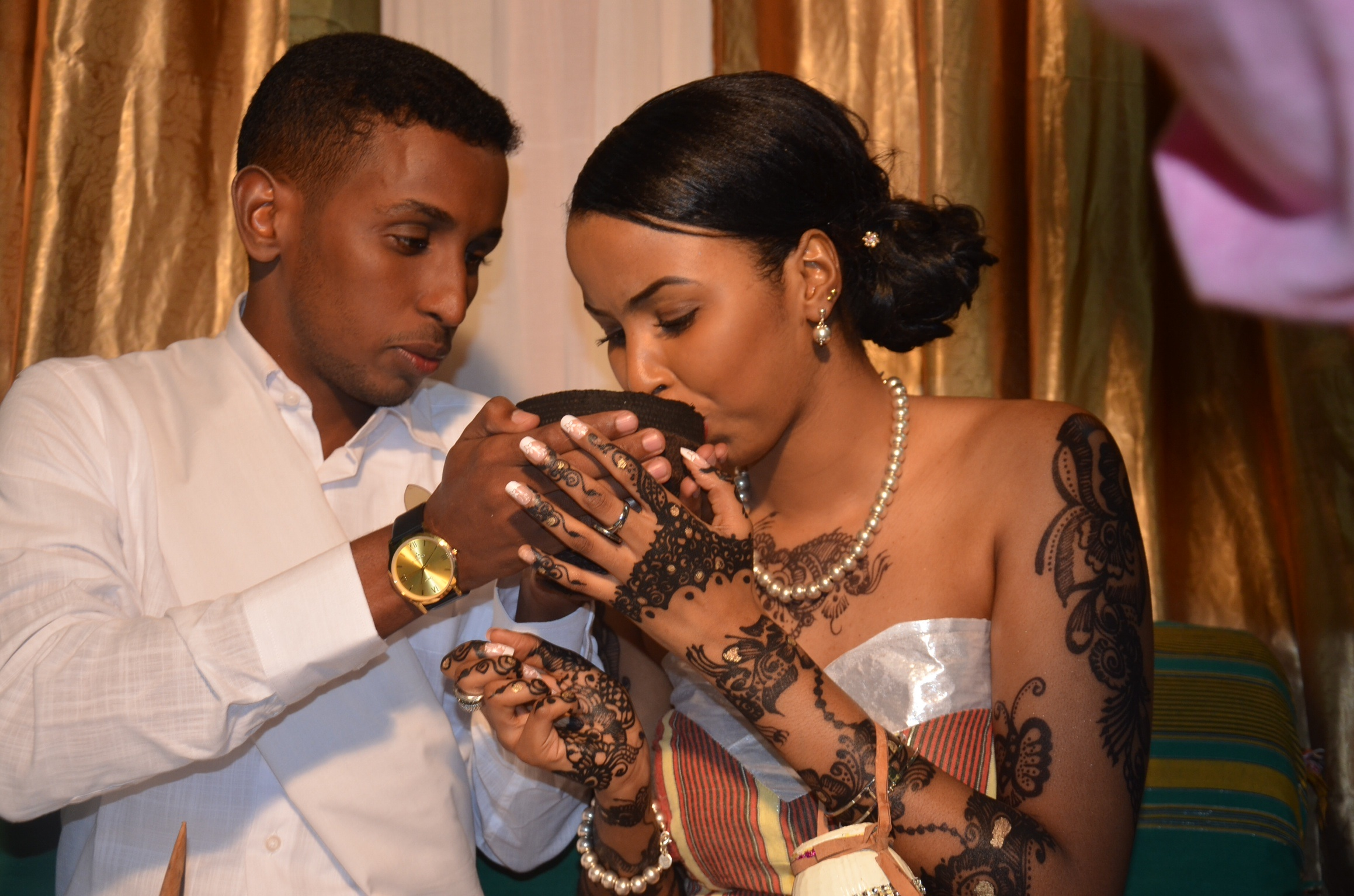 Somali wedding traditions