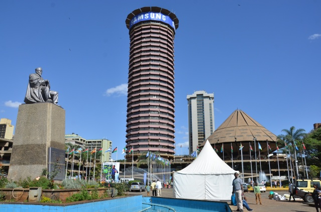Kenyatta International Conference Centre (K.I.C.C)