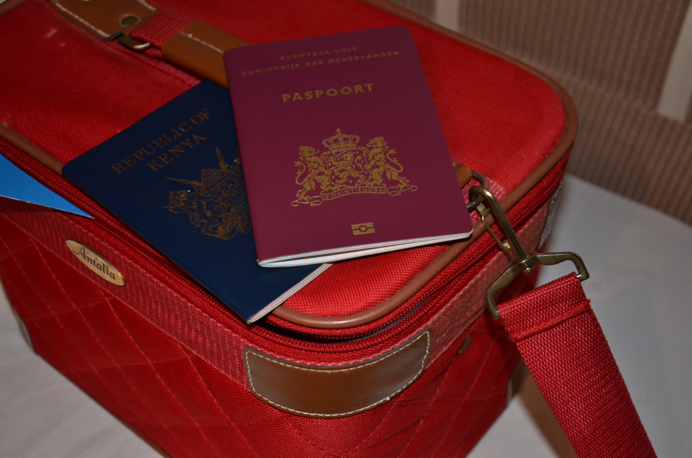 What does getting dutch citizenship mean travelogues of an kenyan and netherlands passports ccuart Choice Image