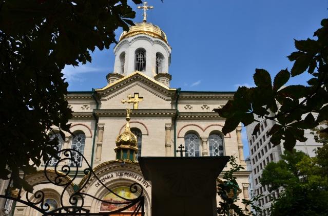 Transfiguration of the Saviour Church, Chisinau.