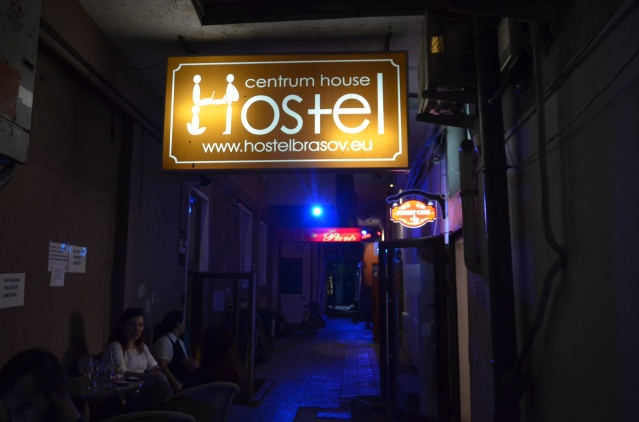 Central House Hostel, Brasov.